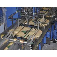 50KG史太林格水泥塑编热封焊接透气性拉力方底阀口袋方形阀口袋
