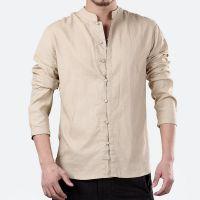 夏季新款原创潮流民族风男士衬衫中式复古居士服男装男青年唐装寸119#可接单来样生产