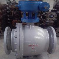Q47H-64C DN40 铸钢高压固定式球阀 手动金属密封球阀