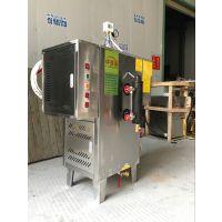酿酒设备配套中旺星电蒸汽发生器安装实例