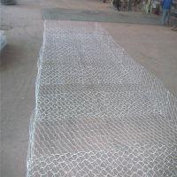 河堤防洪护坡铅丝笼 大港石笼网 铅丝笼石施工规范