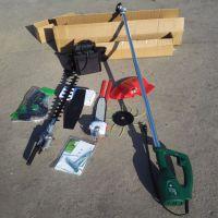 树木修剪高枝锯 定做电瓶带的四合一高枝修剪机