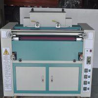 潇桐机械厂家直销过胶机 背板热熔胶上胶装饰画摄影 自动环保高效