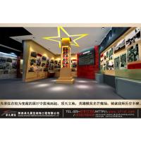 西安展厅公司浅析军史馆设计重点突出在哪?