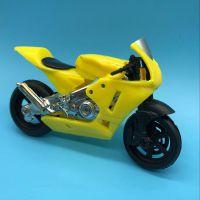 摩托车模型 儿童玩具独立包装可拆卸组装亲子互动玩具小礼品赠品