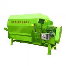 浩发5-12立方搅拌机生产厂家 全日粮饲料制备机