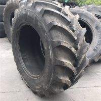 农用420/85R28 540/65R30 子午线大型拖拉机轮胎大型农用机型轮胎