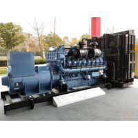 潍柴大功率1400KW发电机配套柴油机型号 16M33D1680E310博杜安国三