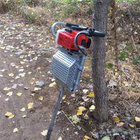 铲头式起树机 宇佳手提移栽挖树机 内蒙古断根带土球挖树机