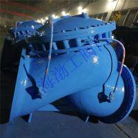 JD745X生活消防水系统多功能水泵控制阀泵阀专用 JD745X-25C DN125 渤工阀门