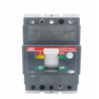 代理ABB-塑壳断路器 T3N250 TMD100/1000 FF 3P 12