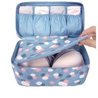 新款收纳包 多功能内裤内衣文胸包整理包旅行洗漱收纳袋 洗漱包