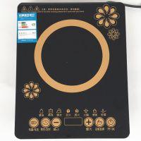 全屏触摸OEM电磁炉微电脑式控制大火力 礼品赠品