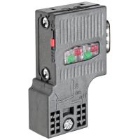 西门子6ES7972-0BA52-0XA0 DP连接器 全新原装