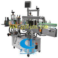 热溶胶贴标机,农夫山泉水贴标机 广州智能机械