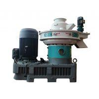 汉隆机械厂家直销高效节能生物质颗粒机HL560