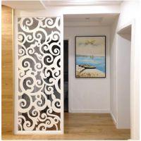 装修常用定制材料-立体波浪板-镂空板-工艺通花板-浮雕板