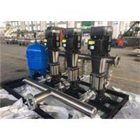 厂家直供4-270t/h变频供水设备