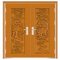 【金福鑫】JFX-9679,防盗门,镀锌氟碳漆门,安全门,非标门