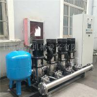 小区变频恒压供水设备系统参数如何选取