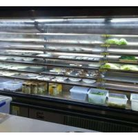 风幕柜水果保鲜柜保鲜展示柜喷雾器价格