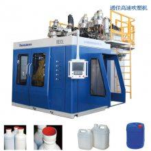 纯净水桶专用中空吹塑设备 山东通佳PC桶生产线供应