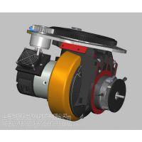 意大利CFR AGV舵轮 吨位大 单轮牵引能达4.5吨 更稳定 更省心
