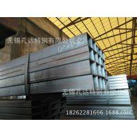 无锡家具管厂专业小管 小方管 方通 矩管 矩形钢管价格低方钢定尺