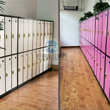 桂林超市存包柜多少钱——(灵敏度高)——图书馆24门指纹密码存包柜