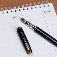 南国书香 黑铬美工钢笔 商务高档签字笔学生签名钢笔 批发定制