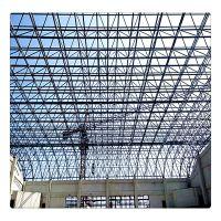 钢网架结构工程 体育馆网架 中庭网架结构