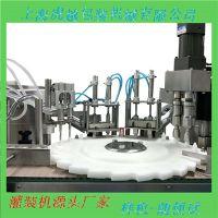 自动化 液体 常压灌装机_可定制各种非标灌装机械_造型独特