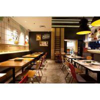 青岛披萨店装修 青岛披萨店设计 青岛专业做披萨店装修的公司 披萨店装修设计