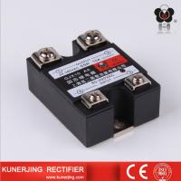 昆二晶正品SSR-120DA380V 单相固态继电器 小型继电器 直流控交流 480VAC