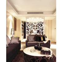 江苏波浪板厂家专业定制高档装饰隔断板雕花板密度板镂空板
