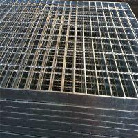 钢格栅水沟盖 镀锌钢格栅规格 排水沟盖板做法