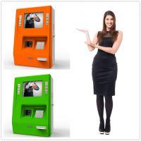 数字货币取款机 景点自助售票机 自助打印机手机照片 一台定制