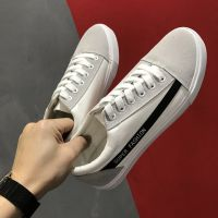 2018春夏季新款帆布鞋男士布鞋韩版低帮布鞋休闲运动鞋子潮鞋8390