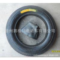 电动三轮车轮胎3.75-12新中岳轮胎装在400-12后轮上面加宽胎