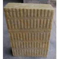 挂钢丝网国标保温岩棉板报价 竖丝岩棉保温复合板VJ10