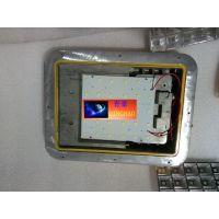 深圳 QINGHAO 新款 EBF602 L 防爆平台灯 LED 100w 喷砂房 喷漆房 支架安装