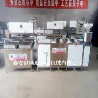 贵州财顺顺豆腐技术培训学校 小型豆坊专用豆腐机设备