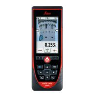 瑞士leica徕卡迪士通D810 touch激光测距仪