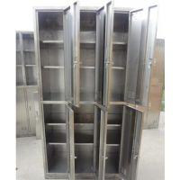 专业定制不锈钢柜 档案文件柜厂家 更衣柜 铁皮储物柜