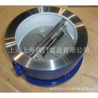 上州制造焊接消声止回阀H41H生产止回阀型号编制方式 型号含义上海黄浦衬氟阀门