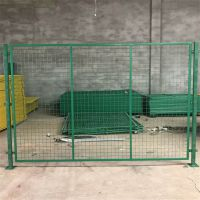工厂防护网 围墙网加工 金属围网厂家
