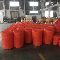 圆柱体浮子式拦污排电站进水口导漂装置