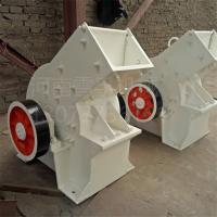 煤炭块锤式破碎机 可移动小型锤式破碎机 石料制砂小型碎石机