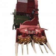 大型改装 履带式高速转盘青储机 青储饲料收割机 现货供应