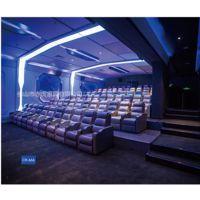 专业生产高端VIP沙发座椅?软包电动伸展功能沙发,皮制影院4D体感座椅